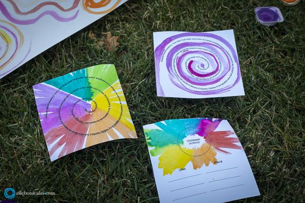 Apericerchio dei colori, allebonicalzi