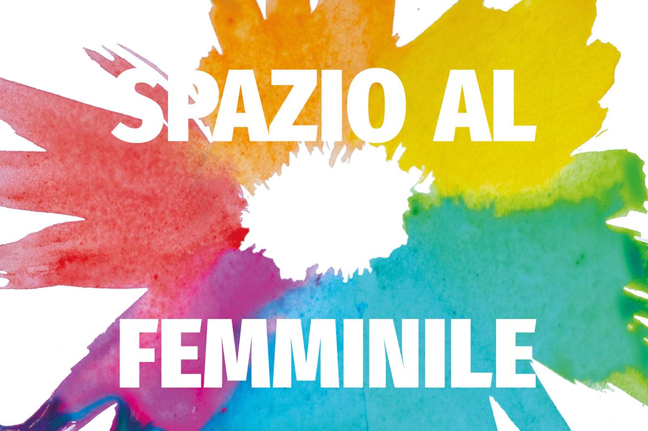 Spazio al femminile, colors, allebonicalzi