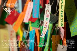 workshop, fotografia, scrittura, collage, alle bonicalzi, wiws,