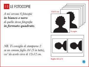 Indicibile, Alle Bonicalzi, L'immagine e il volto, laboratorio, mixed media